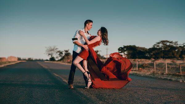 Baile, imagen referencial - Sputnik Mundo