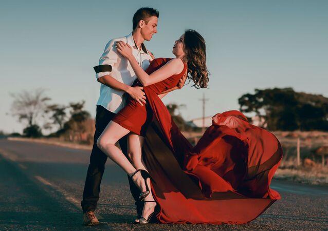 Baile, imagen referencial