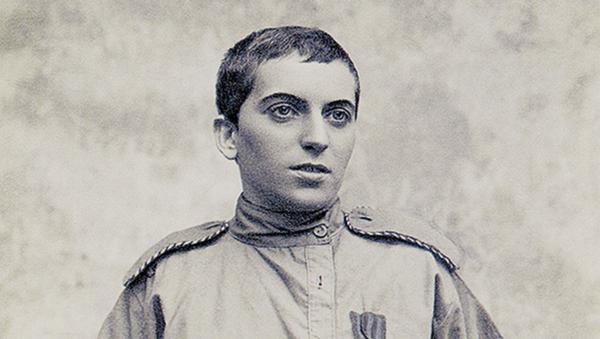 Elena Tsebrzhínskaya, foto de archivo - Sputnik Mundo