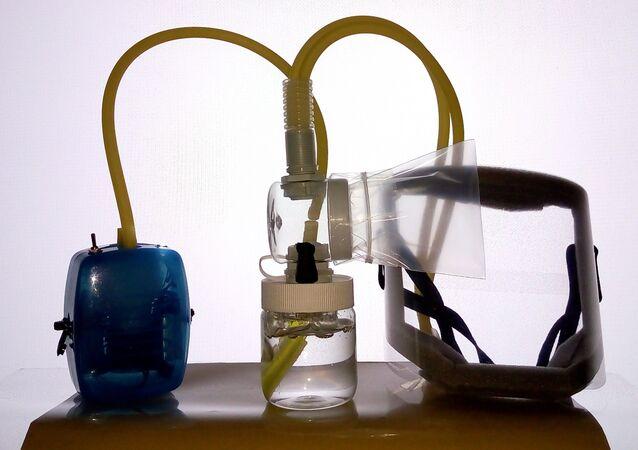 Respirador Personal de Aire Limpio