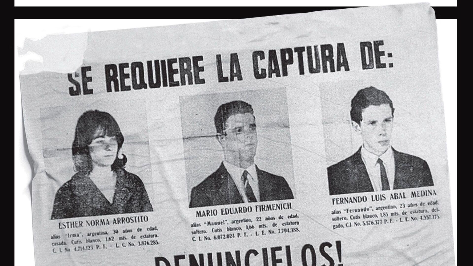 Portada del libro 'Aramburu', de María O'Donnell - Sputnik Mundo, 1920, 28.05.2020