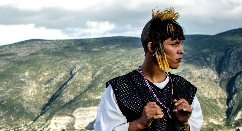 Ulises, protagonista de 'Ya no estoy aquí'
