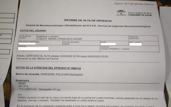 El informe de alta urgencia de Javier Cuesta - Sputnik Mundo