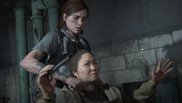 'The Last of Us: Part II', captura de pantalla - Sputnik Mundo