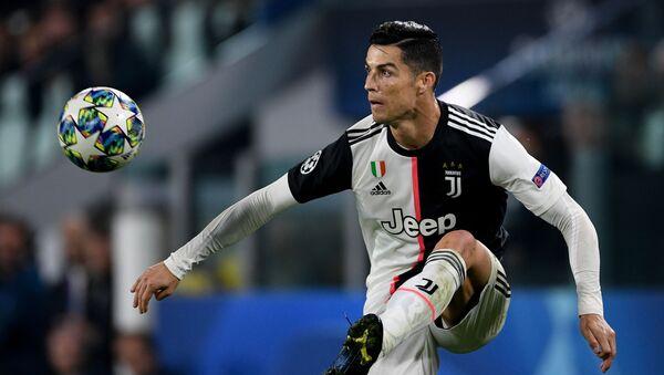 Cristiano Ronaldo, futbolista del Juventus FC - Sputnik Mundo