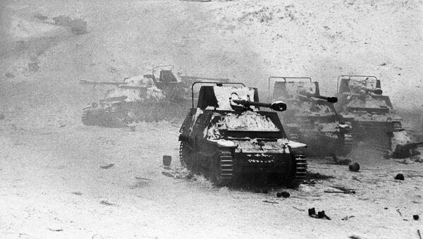 Los tanques de la Alemania nazi - Sputnik Mundo