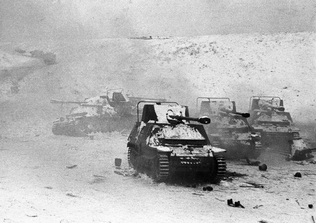 Los tanques de la Alemania nazi
