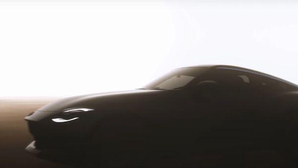 Un Nissan 400Z - Sputnik Mundo