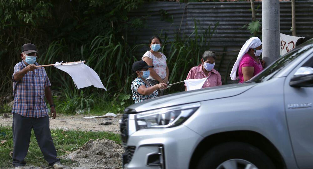 Coronavirus en El Salvador