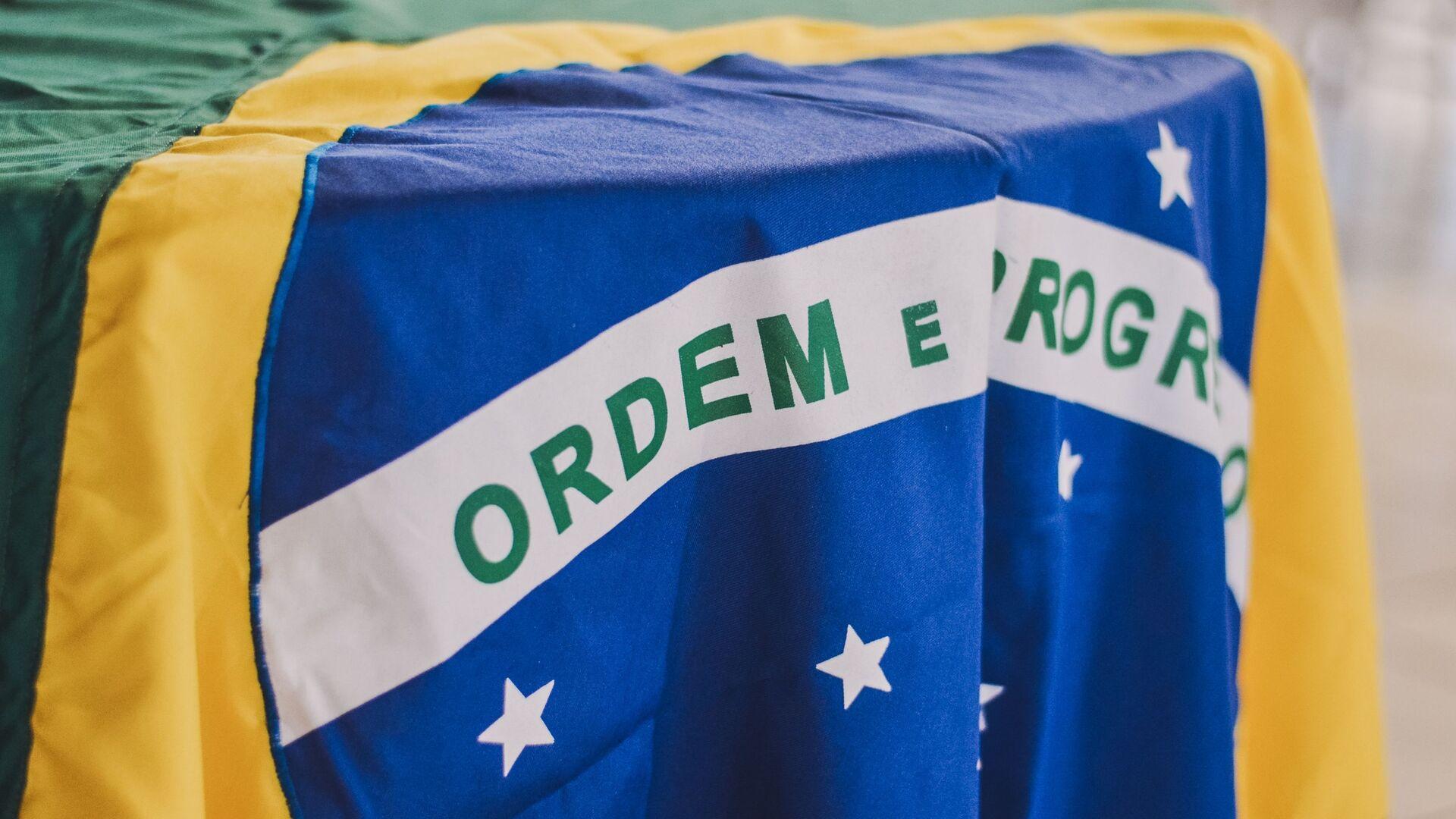 La bandera de Brasil - Sputnik Mundo, 1920, 10.07.2021