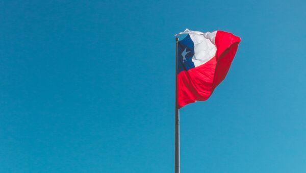La bandera de Chile - Sputnik Mundo