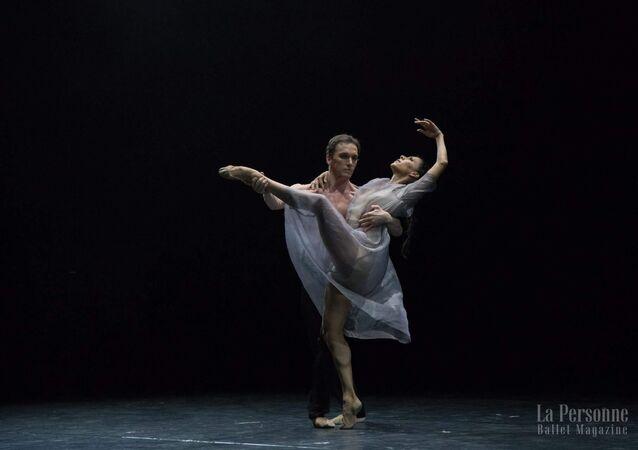 Mijaíl Kanískin, artista ruso de ballet