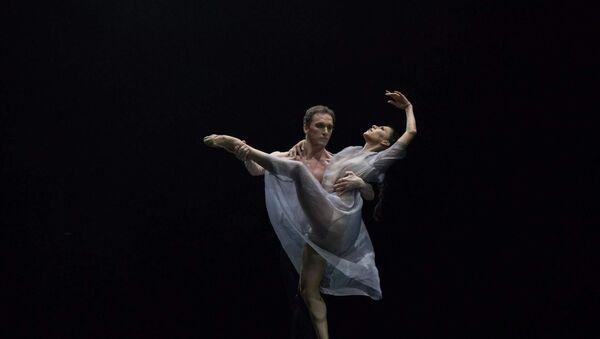 Mijaíl Kanískin, artista ruso de ballet  - Sputnik Mundo
