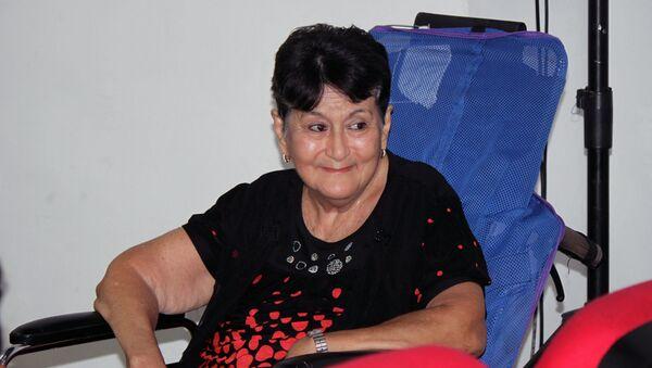 Margarita Ruiz, fundadora y presidenta honoraria de la organización Esclerosis Múltiple Cuba (EM Cuba) - Sputnik Mundo