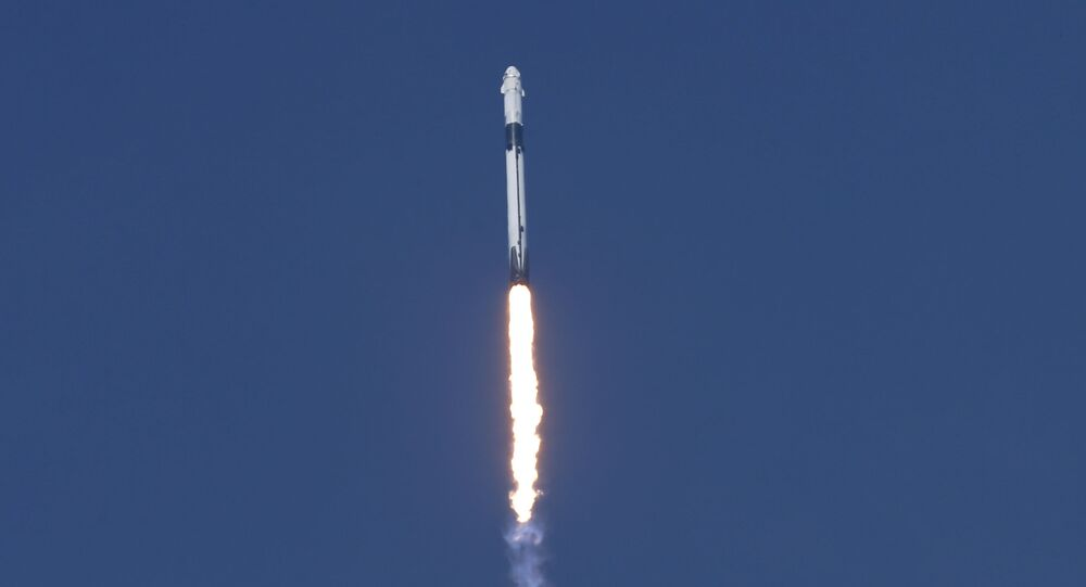 La misión Launch America parte rumbo a la estación espacial