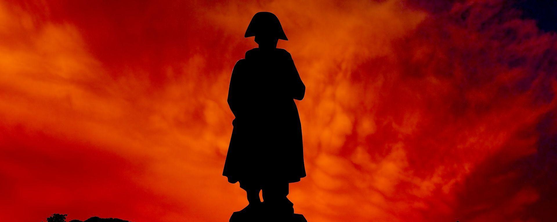 Estatua de Napoleón Bonaparte (imagen referencial) - Sputnik Mundo, 1920, 31.05.2020