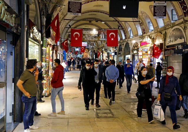 El Gran Bazar de Estambul