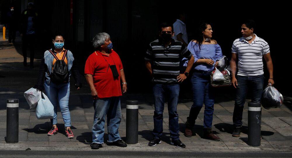 Situación en Ciudad de México durante la pandemia de COVID-19
