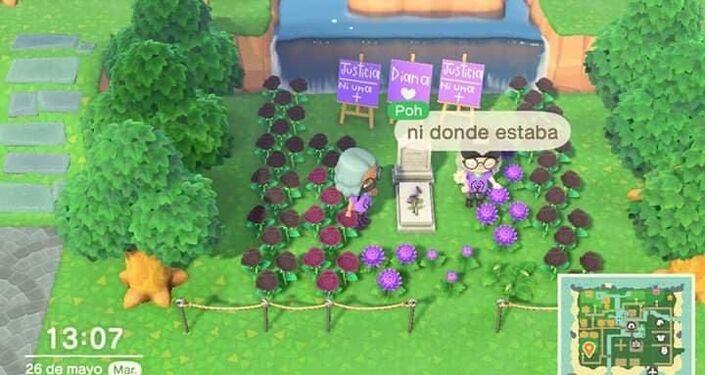 Protestas contra el femicidio de Diana Carolina Raygoza Montes