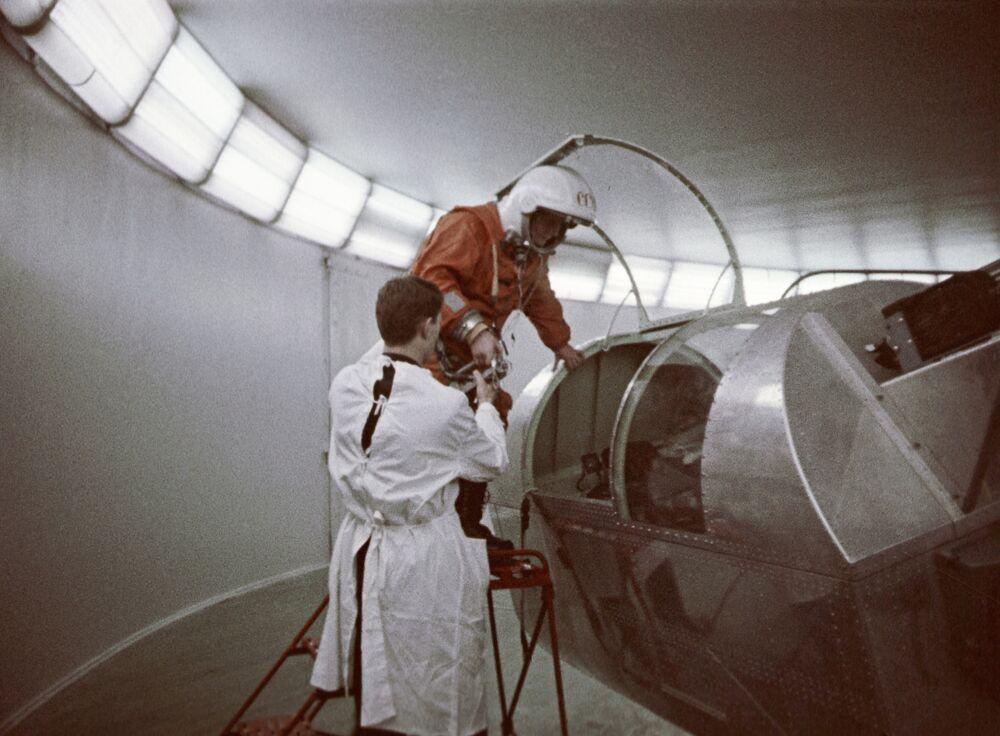 Los 65 años del cosmódromo más grande del mundo
