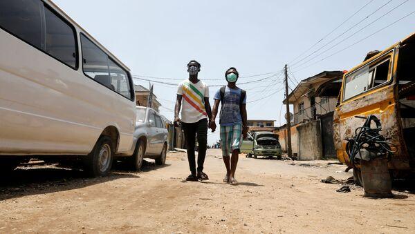 Coronavirus en Lagos, Nigeria - Sputnik Mundo