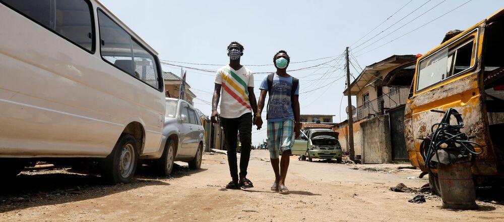 Coronavirus en Lagos, Nigeria