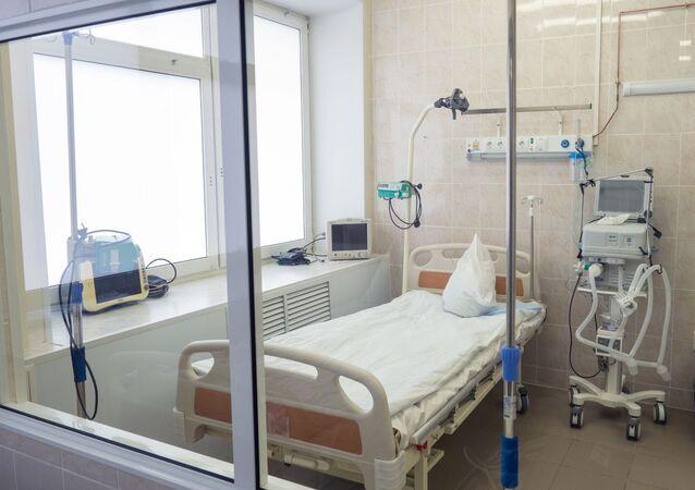 Unidad de cuidados intensivos (referencial)