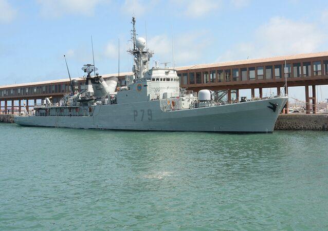 Corbeta Vencedora de la Armada española, clase Descubierta