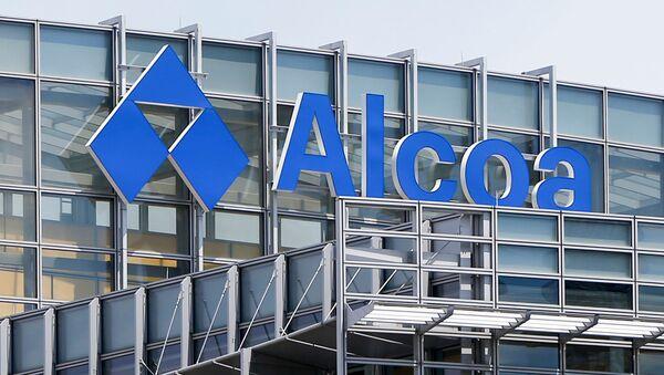 Alcoa, empresa estadounidense productora de aluminio  - Sputnik Mundo