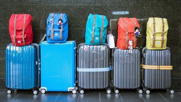 Unas maletas, referencial - Sputnik Mundo