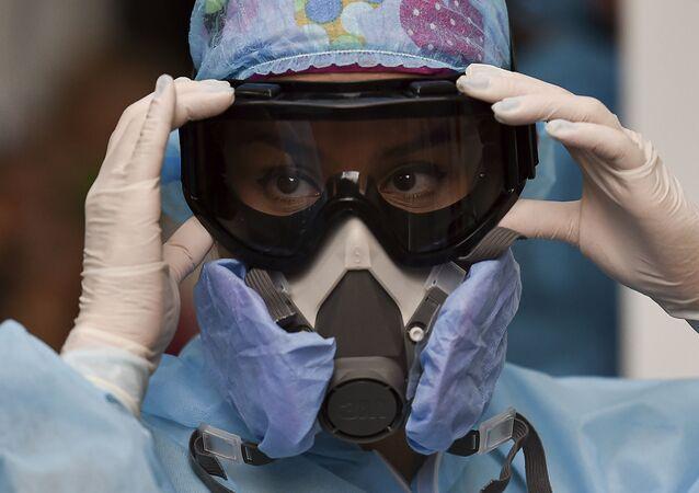 Una médico colombiana en Cali