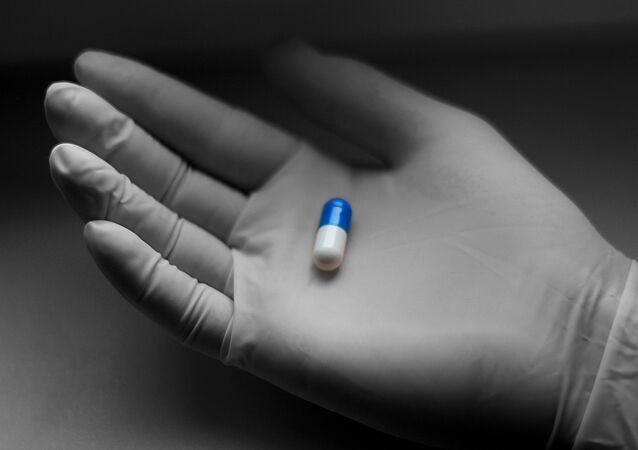 Una pastilla (imagen referencial)