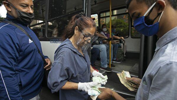 La vida cotidiana en Caracas, Venezuela - Sputnik Mundo