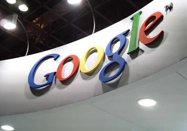 Stand de Google