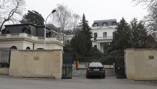La Embajada rusa en La República Checa - Sputnik Mundo