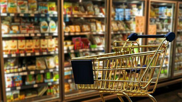 Un supermercado, referencial - Sputnik Mundo