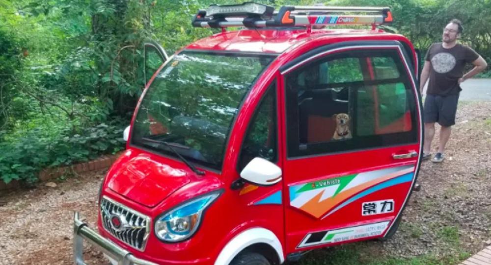 Changli, el coche eléctrico más barato del mundo