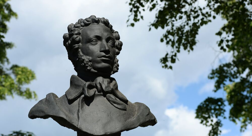 El monumento dedicado a Alexandr Pushkin (Archivo)