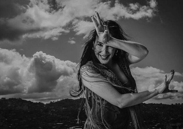 Diana Patricia, bailarina venezolana