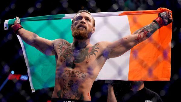 Conor McGregor, luchador de artes marciales mixtas - Sputnik Mundo