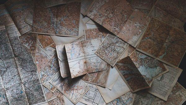 Mapas - Sputnik Mundo