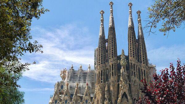 La Sagrada Familia de Barcelona - Sputnik Mundo