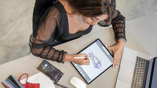 Florencia Dávalos, diseñadora de Ecuador - Sputnik Mundo