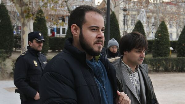 Pablo Hasél - Sputnik Mundo