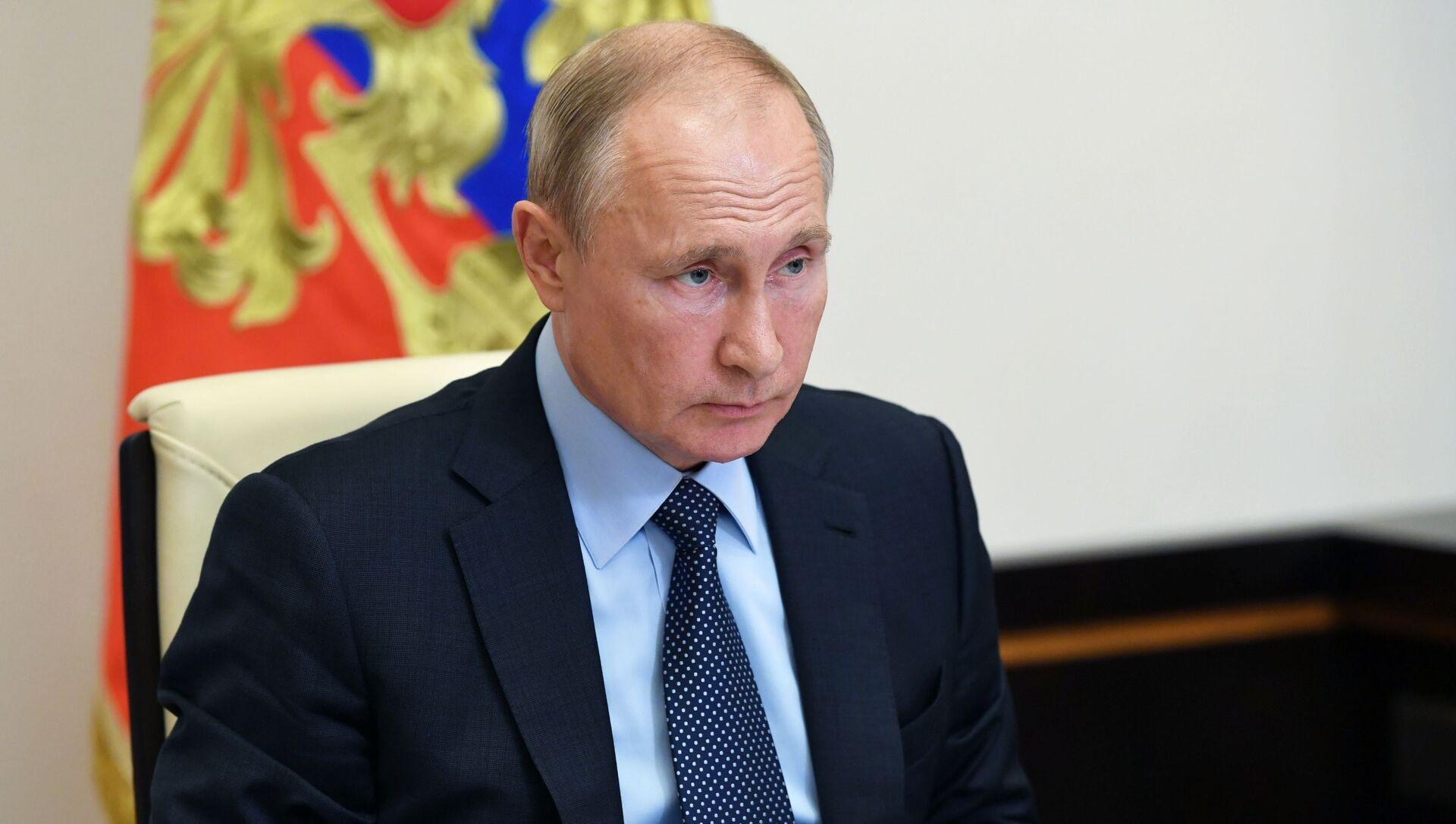Vladímir Putin, presidente de Rusia - Sputnik Mundo, 1920, 24.07.2020