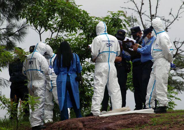 Coronavirus en Honduras