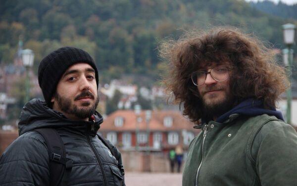 Federico Borgia y Guillermo Madeiro - Sputnik Mundo