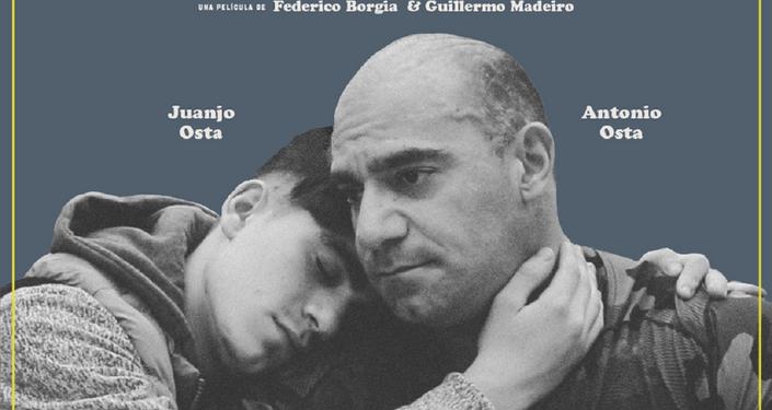 Afiche del documental 'El campeón del mundo'