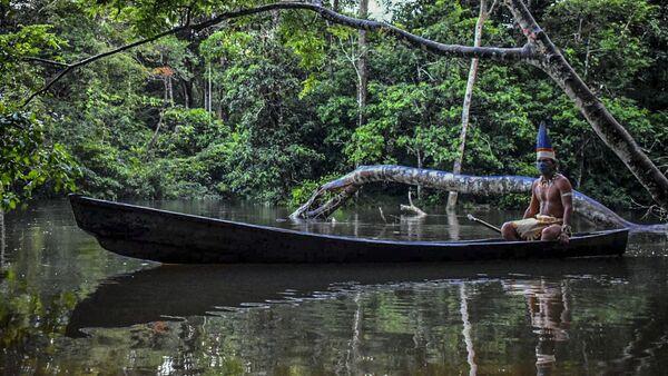 Indígena de Leticia, Colombia - Sputnik Mundo
