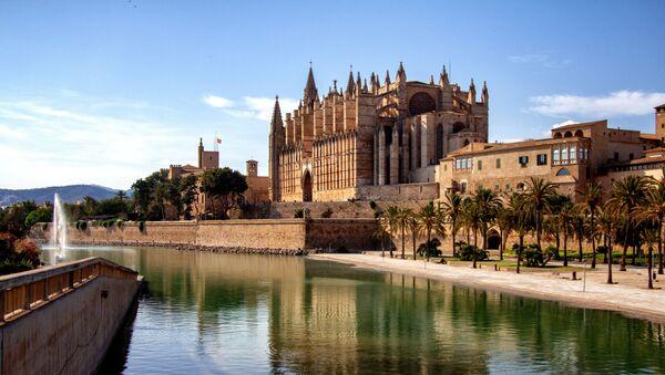 Catedral de Palma de Mallorca - Sputnik Mundo